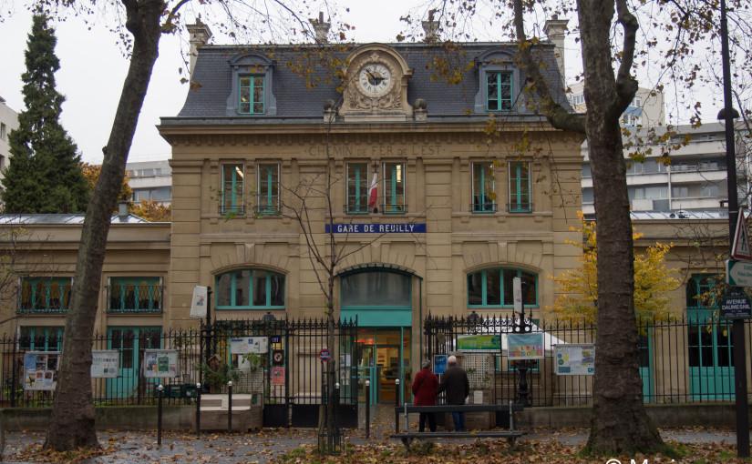 Mes balades à Paris – Le 12ème arrondissement